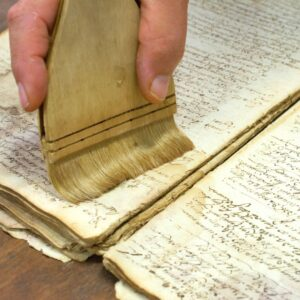 Preservação de Livros e Documentos