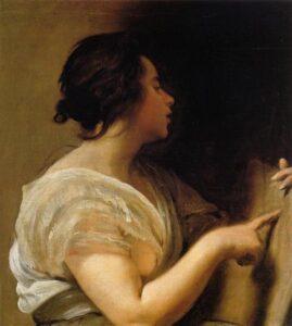 Diego Velázquez una Sibila