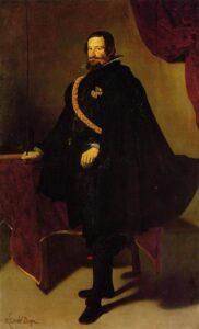 Diego Velázquez Dom Gaspar de Guzman, Conde Duque de Olivares, 1624