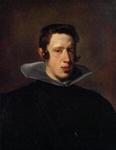 Diego Velázquez Filipe IV , 1624, Museu de Dallas Meadows