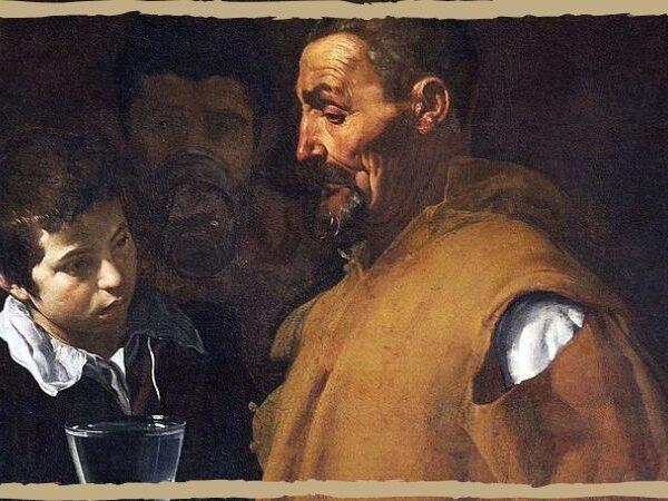 El aguador de Sevilla Velazquez